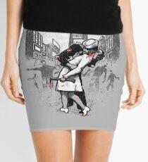 Z Day Zombies Mini Skirt