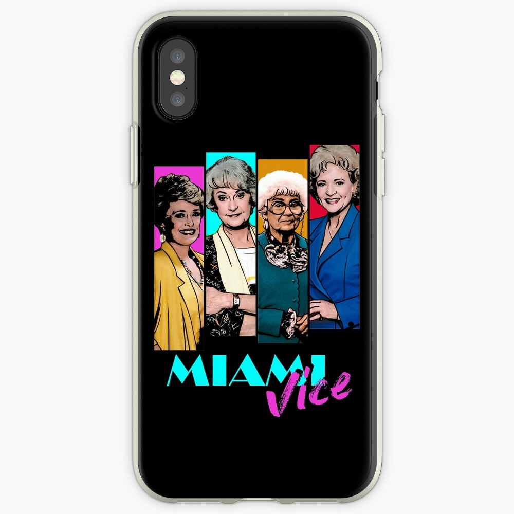 Miami Vice iPhone Case & Cover