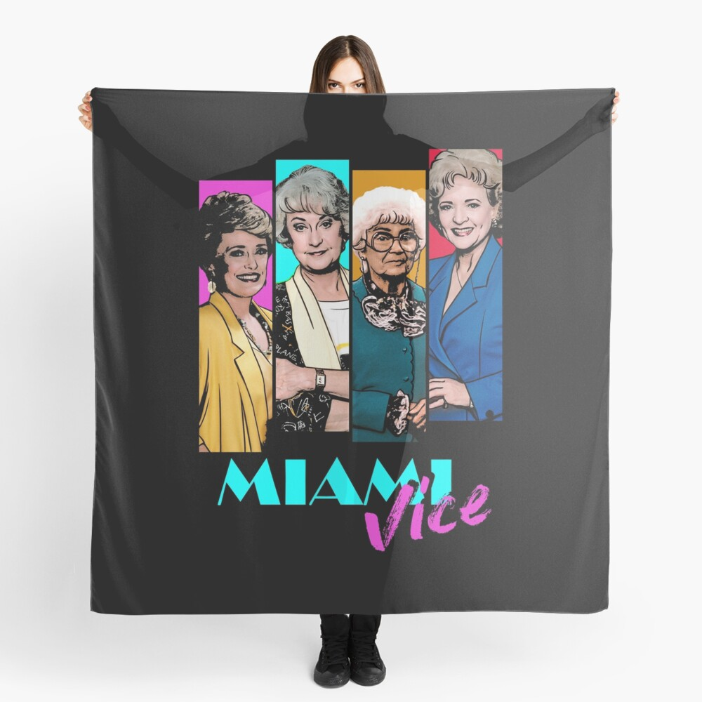 Miami Vice Scarf