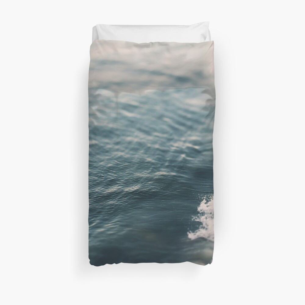 Song of the Spirit Duvet Cover
