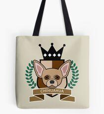 Chihuahua Coat of Arms Tote Bag