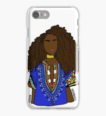 TIERA (ABA) iPhone Case/Skin