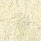Wonderful Windermere Map by clearmappingco