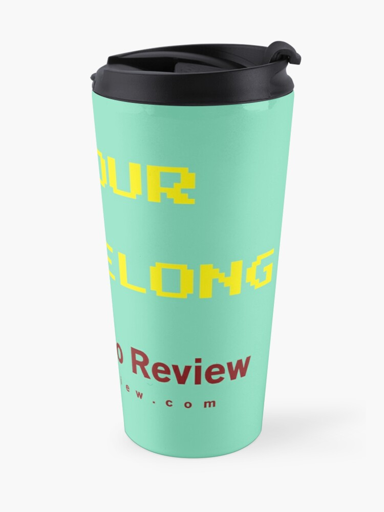 Alternate view of All Your Poems Are Belong to Us - San Antonio Review Travel Mug