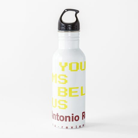 All Your Poems Are Belong to Us - San Antonio Review Water Bottle