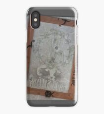 12 Monkeys Light iPhone Case/Skin