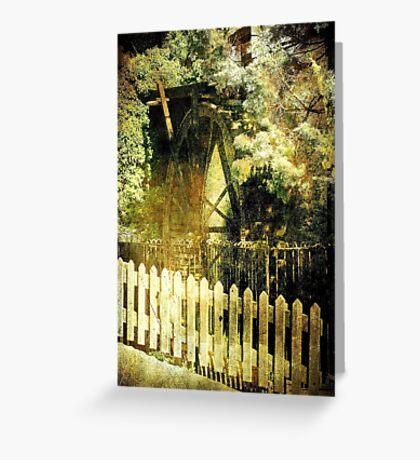 Crumplehorn Mill  Greeting Card