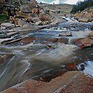 Adelong River, Goldfields by bazcelt