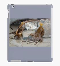 Uncovered By The Tide- Lyme Dorset UK iPad Case/Skin