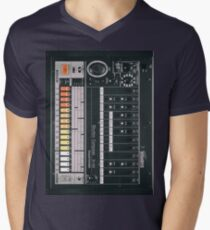 Electronic Rumors: 808 Mens V-Neck T-Shirt