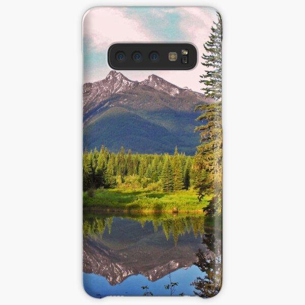 Montana Cabinet Mountains Samsung Galaxy Snap Case