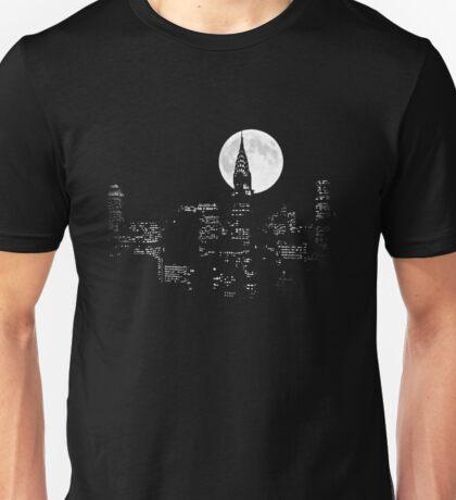 New York By Night T-Shirt