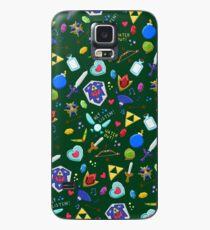 Hallo! Aussehen! Hör mal zu! Hülle & Klebefolie für Samsung Galaxy