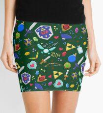 Hey! Look! Listen! Mini Skirt