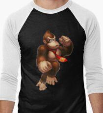 Donkey Kong Men's Baseball ¾ T-Shirt