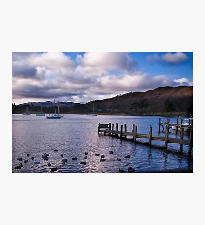 Early Morning at Windermere Photographic Print