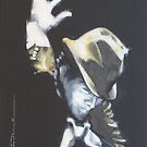 Tom Waits Burmashave 1979 by EDee