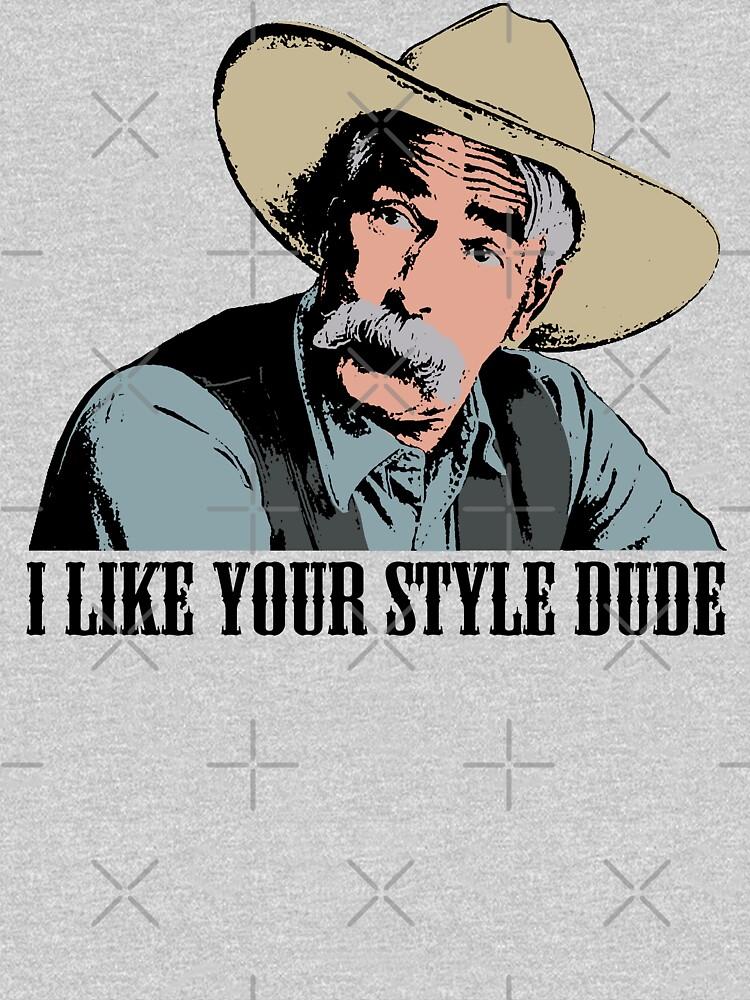 The Big Lebowski I Like Your Style Dude T-Shirt by theshirtnerd