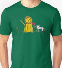 Tane's Lion and Lamb T-Shirt