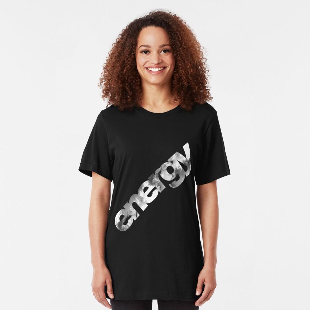 Energy V. Slim Fit T-Shirt