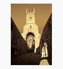 Ennis Abbey Photographic Print