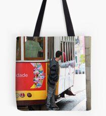 Side Ride Tote Bag