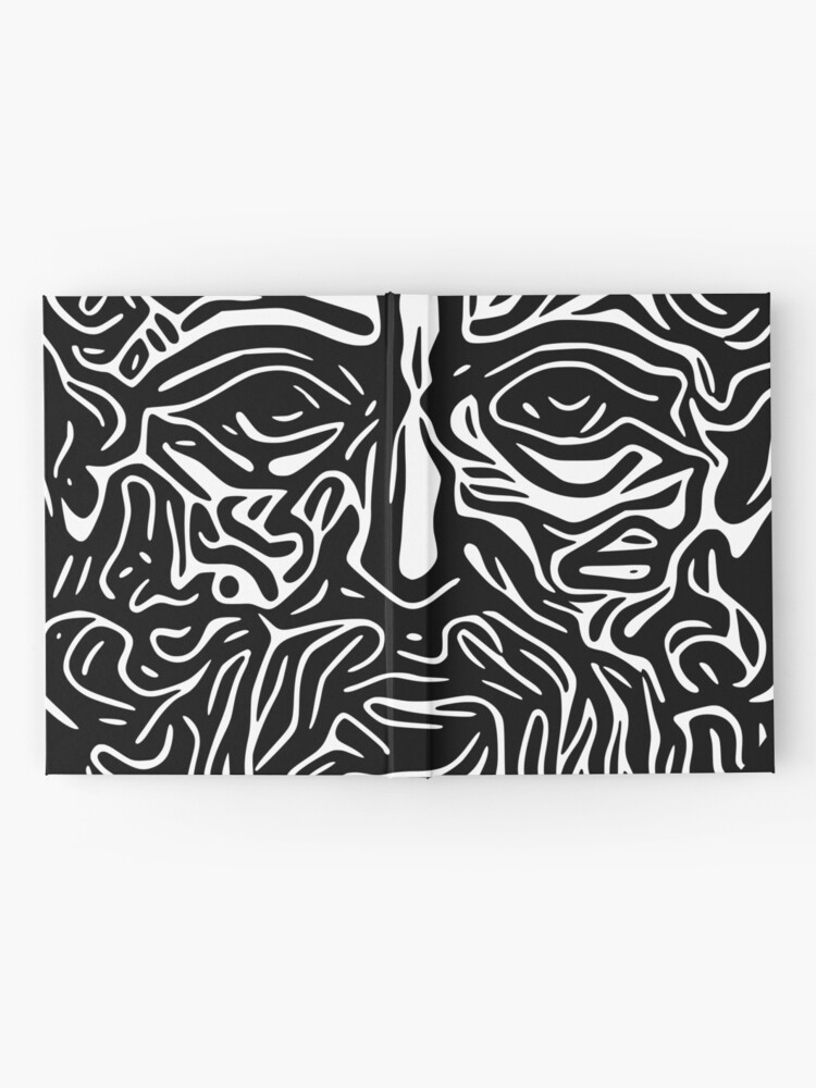 Alternate view of Marcus - Just Be Stoic - Be One Hardcover Journal