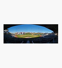 Isotopes Stadium Photographic Print