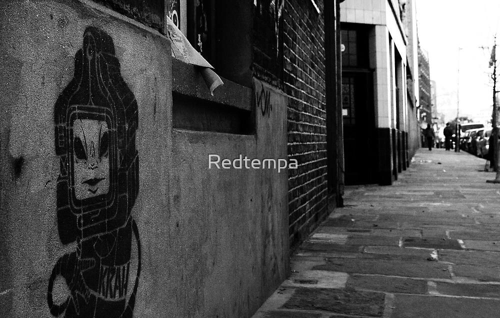 KRAH by Redtempa