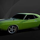 1970 Dodge Challenger RT by TeeMack