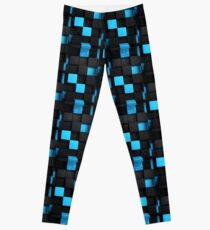 root pattern Leggings
