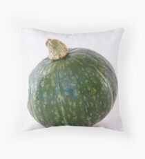 Japanese Kabocha  Throw Pillow