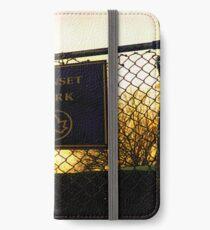 Sunset Park iPhone Wallet/Case/Skin