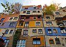 Hundertwasserhaus by Lee d'Entremont