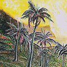 Palms by Kurt Rotzinger