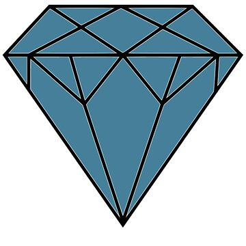 Diamond Blue by aledex