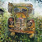 The Truck by Kurt Rotzinger