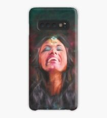 Dancer in Darkness  (digital painting)      Case/Skin for Samsung Galaxy