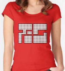 Splatoon Inspired: Octo Tee Women's Fitted Scoop T-Shirt