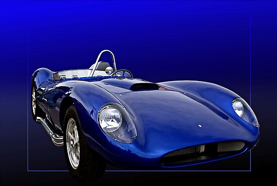 1958 Scarab Replica by TeeMack