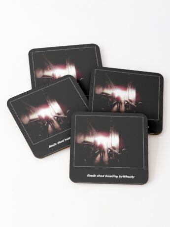 Train shed Ghost Coasters