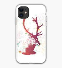 Hello Deer iPhone Case