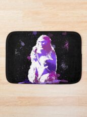 The Snow Monkey Bath Mat
