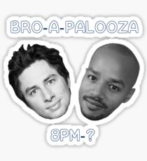 Bro-A-Palooza Sticker