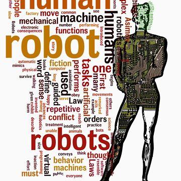 Human Robot by TaniaRose
