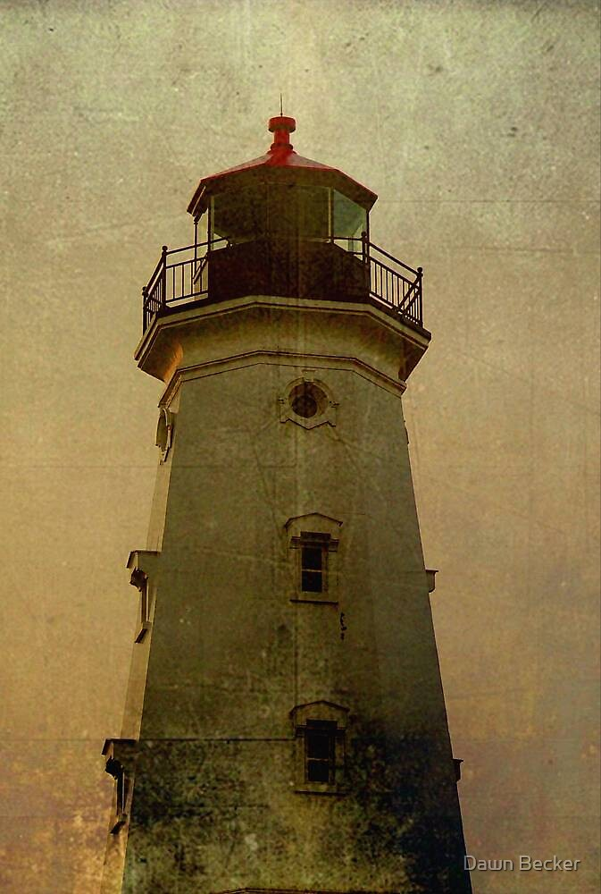 North Point Lighthouse ©  by Dawn Becker
