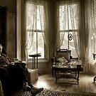 A Favorite Spot by Sue  Cullumber