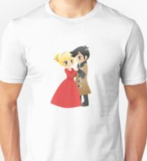 OUAT - Captain Swan Formal T-Shirt