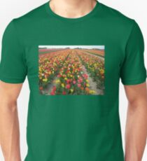 Tulipes Bretonnes Unisex T-Shirt