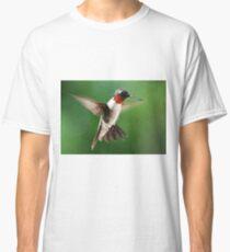 Male Hummingbird Classic T-Shirt